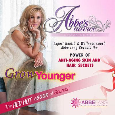 anti aging secrets for skin & hair